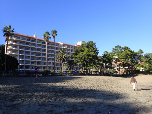 今井浜温泉の東急ホテル
