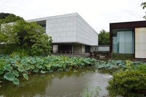 閉館直前の鎌倉館