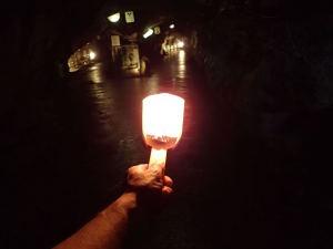 江ノ島岩屋の手燭