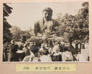50年前の鎌倉大仏