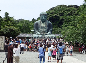 現在の鎌倉大仏